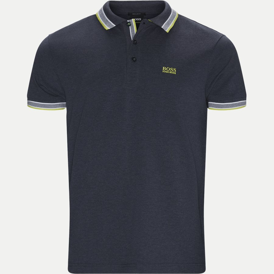 50398302 PADDY. - Paddy Polo T-shirt - T-shirts - Regular - NAVY MEL - 1